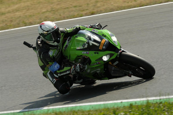 8 heures de Oschersleben : Nouveau podium pour le Team SRC Kawasaki France